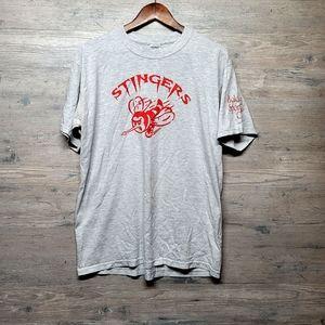 Vintage Sportsmans Club T Shirt. Perfect Condition